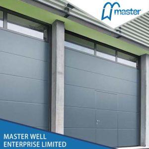 Vertical Industrial Sectional Door/Heavy Duty Industrial Doors pictures & photos
