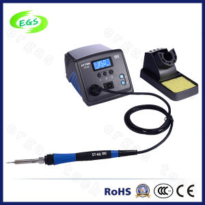 60W Dual-Wire Heater LCD Repair Electronic Soldering Rework Station (ST-60) pictures & photos