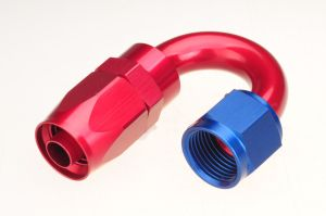 An6 Aluminum 180degree Swivel Hose End Fittings pictures & photos