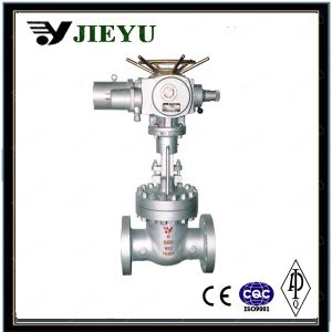 Cl150~Cl1500 Electric Actuated API Standard Gate Valve pictures & photos
