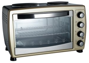 35L Toaster Oven with Chrome Knowbs pictures & photos