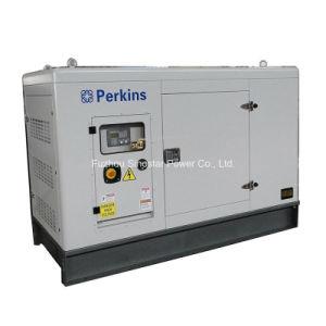 34kw 43kVA Silent Diesel Generator Powered by Lovol Perkins Engine