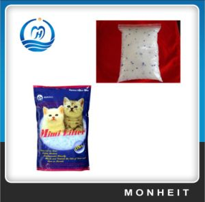 Silicone Pet Crystal Cat Litter with Variety of Smell/Odor pictures & photos