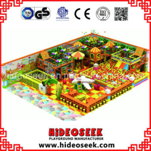 Ce Certificate Kids Used Indoor Playground Equipment with Ball Pit pictures & photos