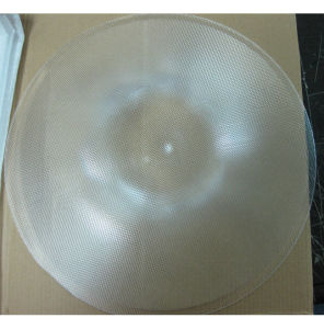 Customized Design Plastic Acrylic PMMA Traffic Light Lens 180mm pictures & photos