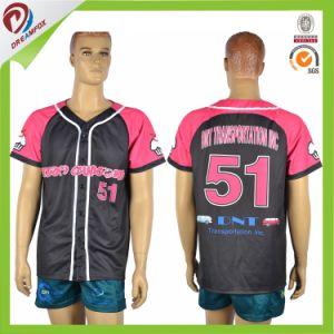 Dri-Fit OEM Sublimation Baseball Jerseys Wholesale Baseball Uniforms pictures & photos