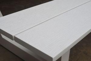 Outdoor Patio Furniture Luxury Arch Bench Set Garden (J655) pictures & photos