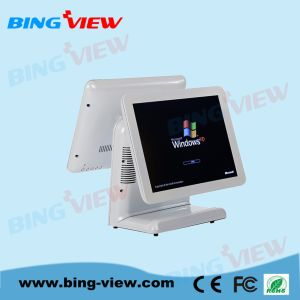 """True Flat P-Cap Touch Monitor Screen 15""""Resistive POS Touch Monitor Display"""