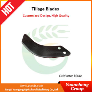 Best Quality Tiller Blade Rotary Tiller Blade Garden Tiller Blade Supplier pictures & photos