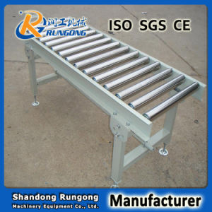 Gravity Conveyor for Moving Heavy Goods/Roller Conveyor Line From China pictures & photos