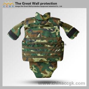 Nijiii/ IV Aramid Armed-Police Camouflage Full Protection Bulletproof Vest