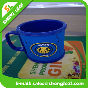 Inter Milan Custom Rubber Cup Mug Blue pictures & photos