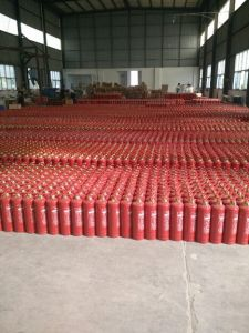 5 Lbs Dry Powder Fire Extinguishers with Cylinder & Tank pictures & photos