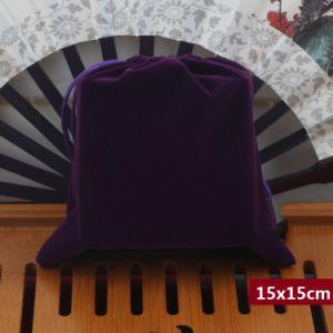 Cheap Velvet Pouch for Sale pictures & photos