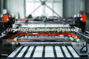 Full Automatic Cylinder Silk Screen Printing Machine (100X70cm) pictures & photos