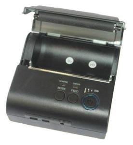 POS-8001 80mm Bluetooth 4.0 Thermal Printer Portable USB Bill Printer