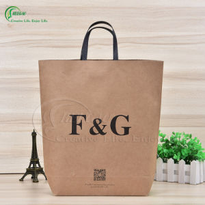 High Quality Shopping Packaging Paper Bag Manufacturer for Clothing/Garment/Shoes (KG-PB021) pictures & photos