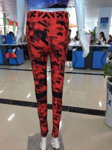 RPET Eco Friendly Women Legging, Printing Women Running Legging pictures & photos