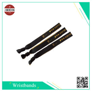 Beautiful and Cheap Festival Woven Wristband pictures & photos
