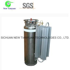 Inert Gas Cylinder Mount Portable Vaporizer