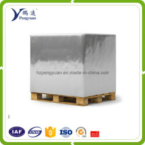 Hot Sale UV Protection /Thermal Fireproof Cargo Delivery Pallet Cover pictures & photos