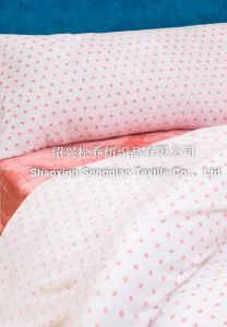 100% Polyester Coral Fleece Blanket - DOT pictures & photos