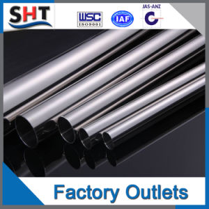 China Manufacturer AISI 304 Stainless Steel Welded Pipe pictures & photos