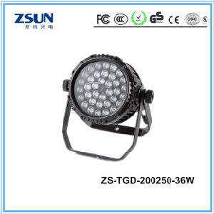 High Bright LED Chip IP65 36W Outdoor LED Flood Light with 5 Years Warranty pictures & photos