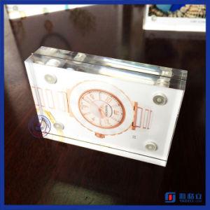 Self-Designed Craft Acrylic Fridge Magnet Photo Frame pictures & photos