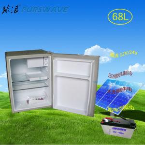 Purswave 68L DC12V24V Solar Fridge Refrigerator for RV pictures & photos