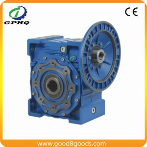 RV130-4-4-40 Cast Iron Speed Worm Gearbox Motor pictures & photos