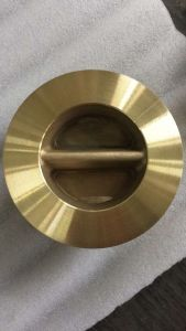 Al-Bronze Dual Plate Wafer Check Valve pictures & photos
