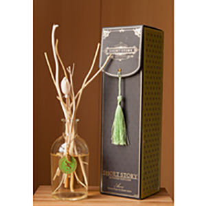 Luxury Organic Rose Fragrance Reed Diffuser