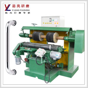 Stainless Steel Pipe Tube Wire Drawing and Mirror Finish Grinding Polisher pictures & photos