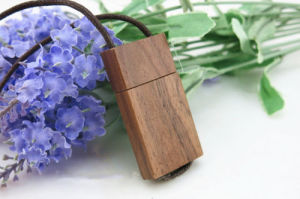 Wood USB Flash Drive USB2.0 3.0 Customized Eco Gift pictures & photos