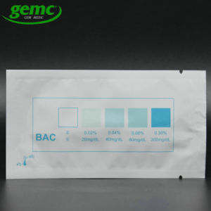 Rapid Saliva Alcohol Test Strip for Car pictures & photos