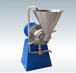 Peanut Butter Powder Colloid Mill Grinding for Food Industry pictures & photos