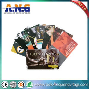 13.56MHz Hf RFID Smart Membership Card for Fitness Center pictures & photos
