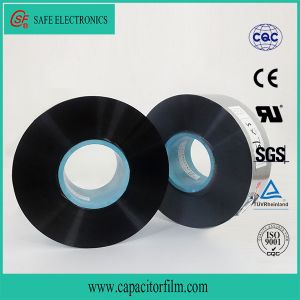 8um Aluminum-Zinc Alloy Oil Metallized Film pictures & photos