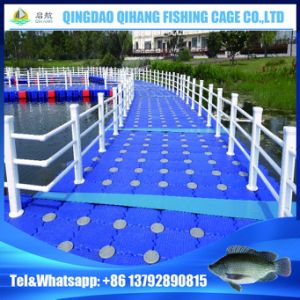 PVC Water Platform, Platform Pontoon, Pontoon Dock pictures & photos
