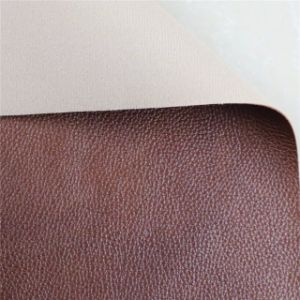 Factory Stock Wholesale Durable Upholstery Faux Leather for Furniture (800#) pictures & photos