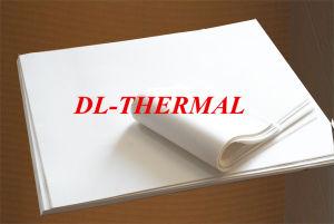 Zirconia Ceramic Fiber Paper Refractory 1400 Lining for Aluminum Casting Molds pictures & photos