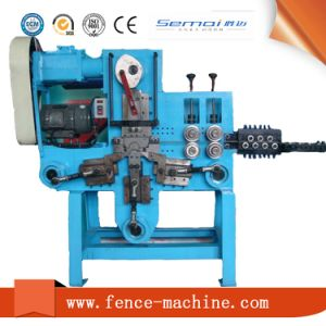 Automatic Wire Bending Forming Machine, Hook Making Machine with ISO Certification pictures & photos