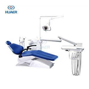 Dental Chair Type Electricity Power Source Dental Unit pictures & photos