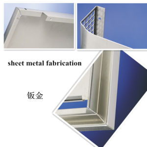 China Low Price Sheet Metal Fabrication for DC Panels (GL030) pictures & photos