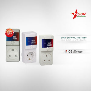 AVS Sollatek 7A Surge Voltage Protector 220V pictures & photos