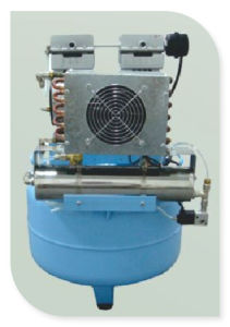 Kj-500 Silent Oilless Dental Air Compressor with Ce pictures & photos