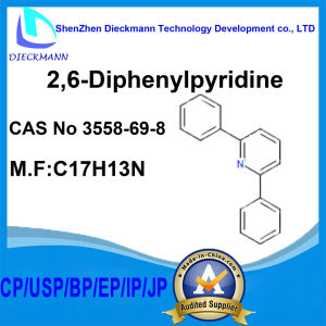 2, 6-Diphenylpyridine CAS No 3558-69-8 pictures & photos