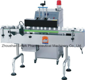 Automatic High-Speed Pharmaceutical Machinery Aluminum Foil Sealing Machine pictures & photos