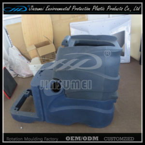 Rotomold Washing Machine Floor Scrubber with BV pictures & photos